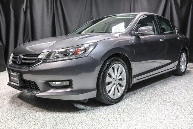 2014 Honda Accord Sedan 4dr I4 CVT EX