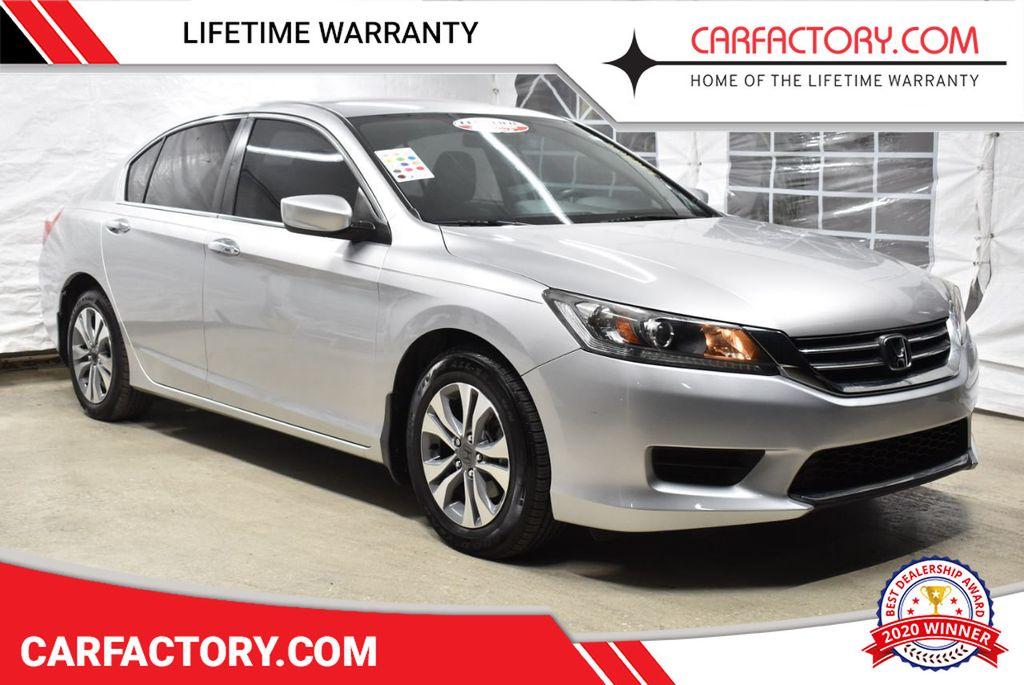 2014 Honda Accord Sedan 4dr I4 CVT LX - 18415856 - 0