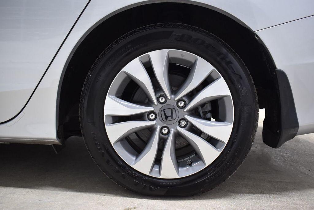2014 Honda Accord Sedan 4dr I4 CVT LX - 18415856 - 10