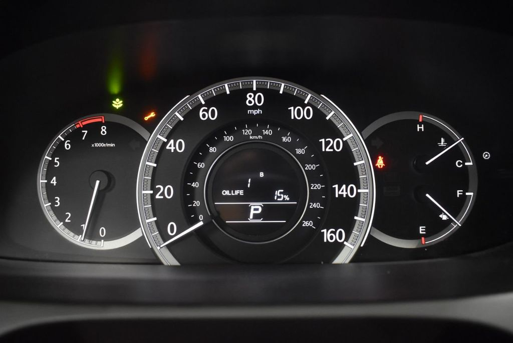2014 Honda Accord Sedan 4dr I4 CVT LX - 18415856 - 16