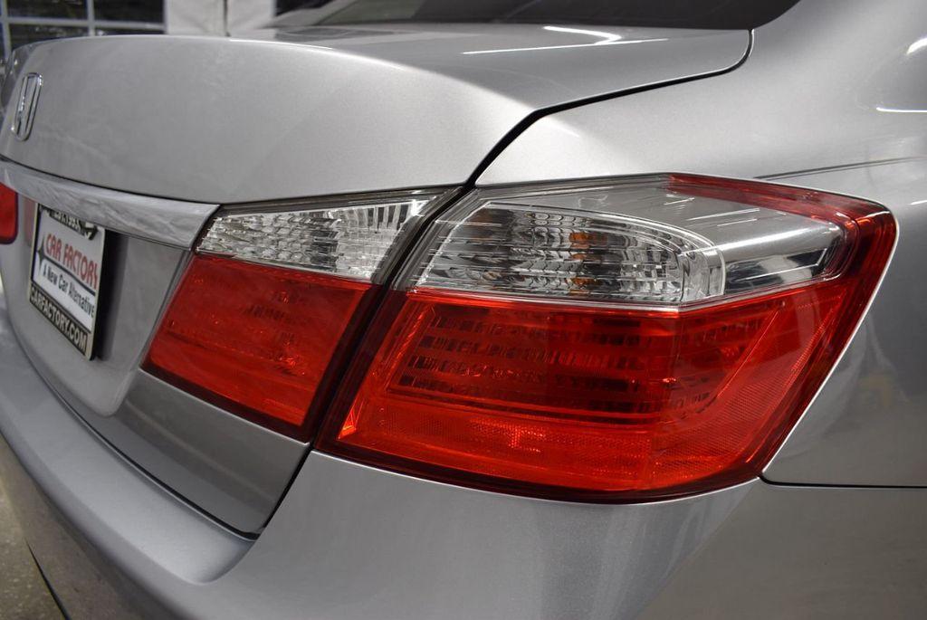2014 Honda Accord Sedan 4dr I4 CVT LX - 18415856 - 1