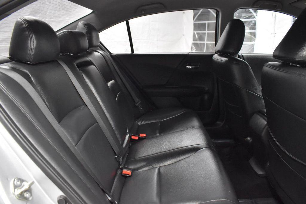 2014 Honda Accord Sedan 4dr I4 CVT LX - 18415856 - 22