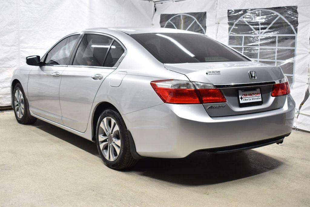 2014 Honda Accord Sedan 4dr I4 CVT LX - 18415856 - 5