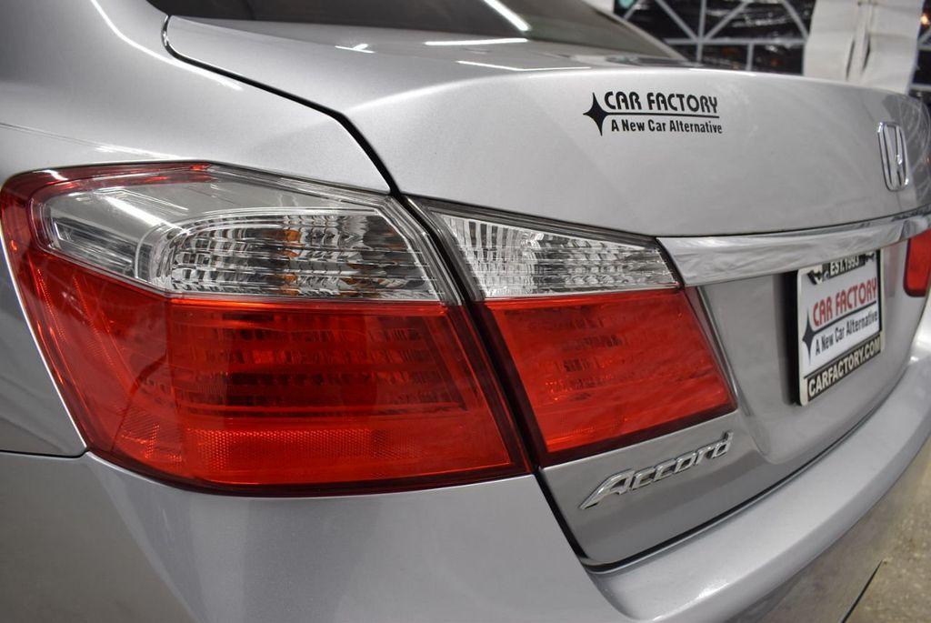 2014 Honda Accord Sedan 4dr I4 CVT LX - 18415856 - 6