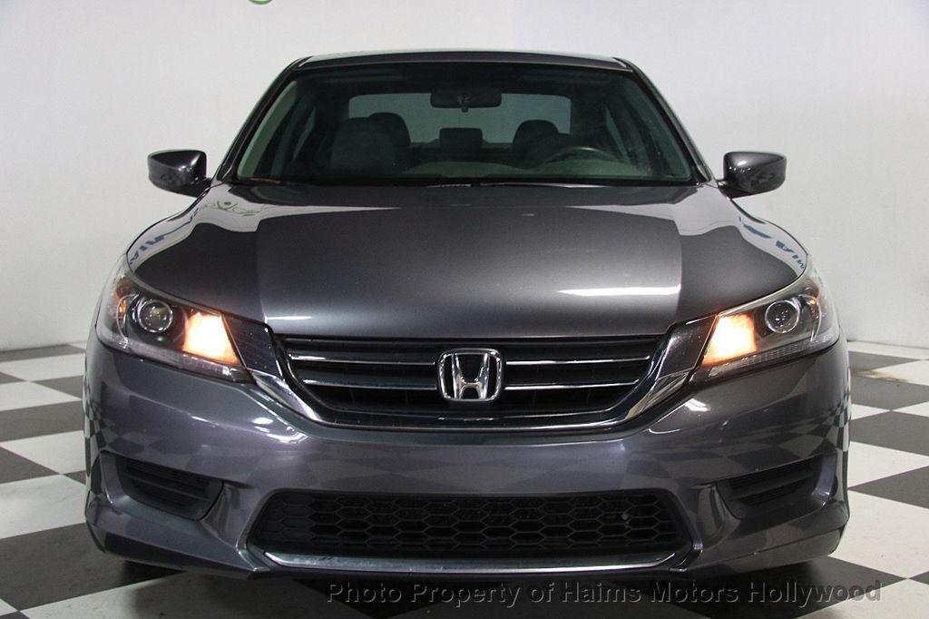 2014 used honda accord sedan 4dr i4 cvt lx at haims motors for Honda accord cvt lx
