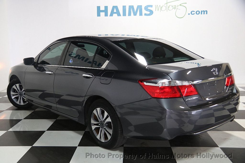 2014 used honda accord sedan 4dr i4 cvt lx at haims motors serving fort lauderdale hollywood. Black Bedroom Furniture Sets. Home Design Ideas