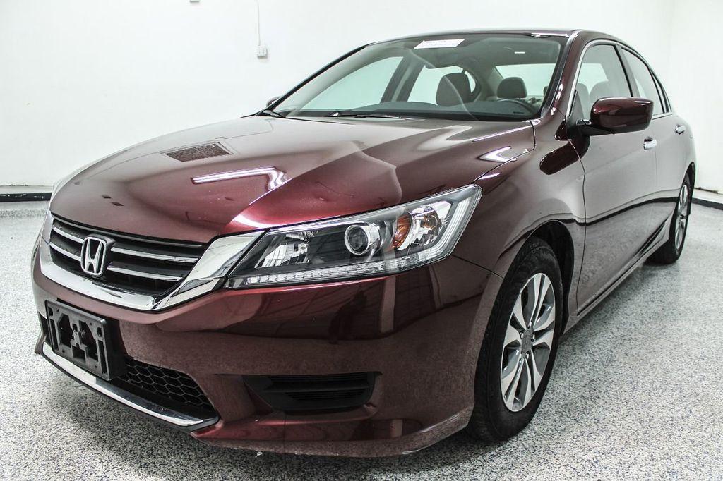 2014 Honda Accord Sedan 4dr I4 CVT LX   15798965   0
