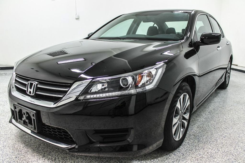 2014 Honda Accord Sedan 4dr I4 CVT LX   15824263   0
