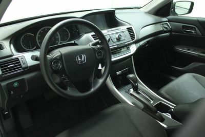 2014 Honda Accord Sedan 4dr I4 CVT LX - Click to see full-size photo viewer