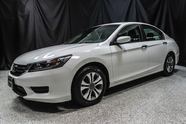 2014 Honda Accord Sedan 4dr I4 CVT LX
