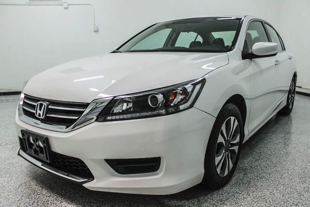 2014 Honda Accord Sedan 4dr I4 CVT LX