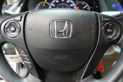 2014 Honda Accord Sedan 4dr I4 CVT LX - Click to see full-size photo viewer
