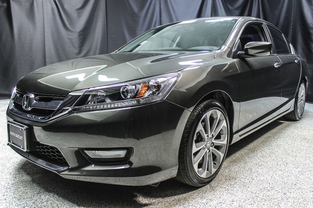 2014 used honda accord sedan 4dr i4 cvt sport at auto outlet serving elizabeth nj iid 16334215. Black Bedroom Furniture Sets. Home Design Ideas