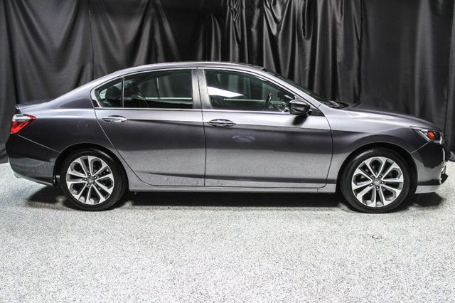 2014 used honda accord sedan 4dr i4 cvt sport at auto outlet serving elizabeth nj iid 16652958. Black Bedroom Furniture Sets. Home Design Ideas