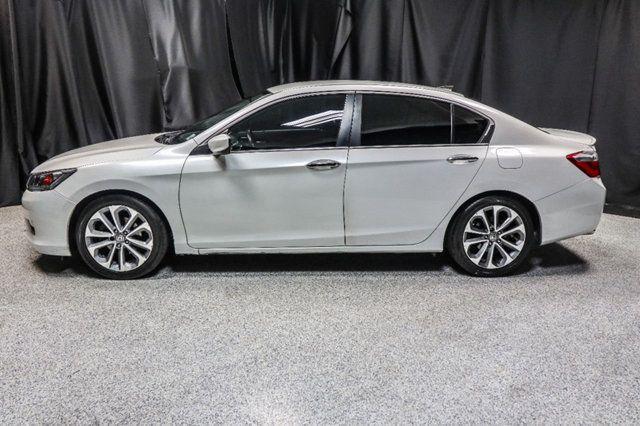 2014 Honda Accord Sedan 4dr I4 CVT Sport   16652970   10