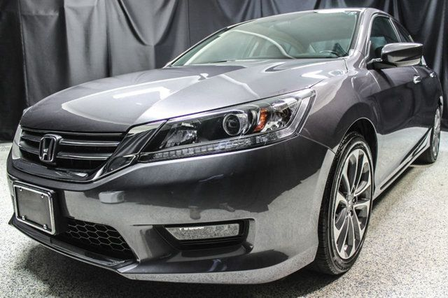 2014 Used Honda Accord Sedan 4dr I4 CVT Sport at Auto ...