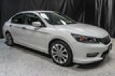 2014 Honda Accord Sedan 4dr I4 CVT Sport - Click to see full-size photo viewer
