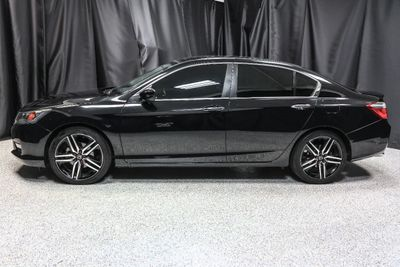 2014 Honda Accord Sedan 4dr I4 CVT Sport   Click To See Full Size Photo ...