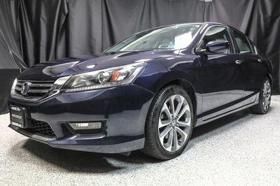 2014 Honda Accord Sedan 4dr I4 CVT Sport