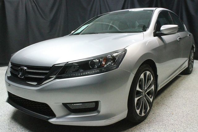 2014 Honda Accord Sedan 4dr I4 CVT Sport