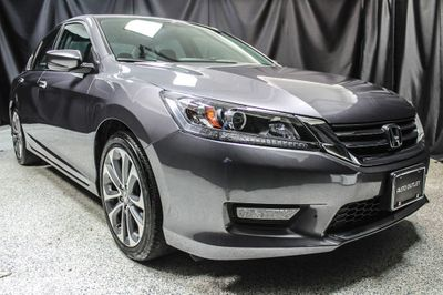 2014 Honda Accord Sedan 4dr I4 CVT Sport - Click to see full-size photo viewer