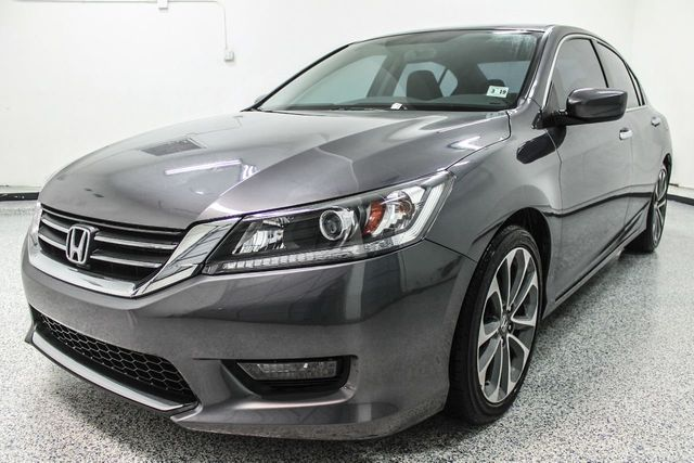 2014 Honda Accord Sedan 4dr I4 Manual Sport
