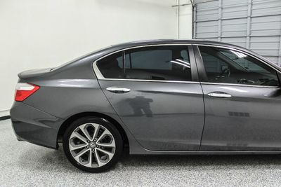 2014 Honda Accord Sedan 4dr I4 Manual Sport - Click to see full-size photo viewer