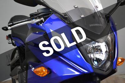 2014 Honda CBR650F CBR650F