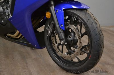 2014 Honda CBR650F CBR650F - Click to see full-size photo viewer
