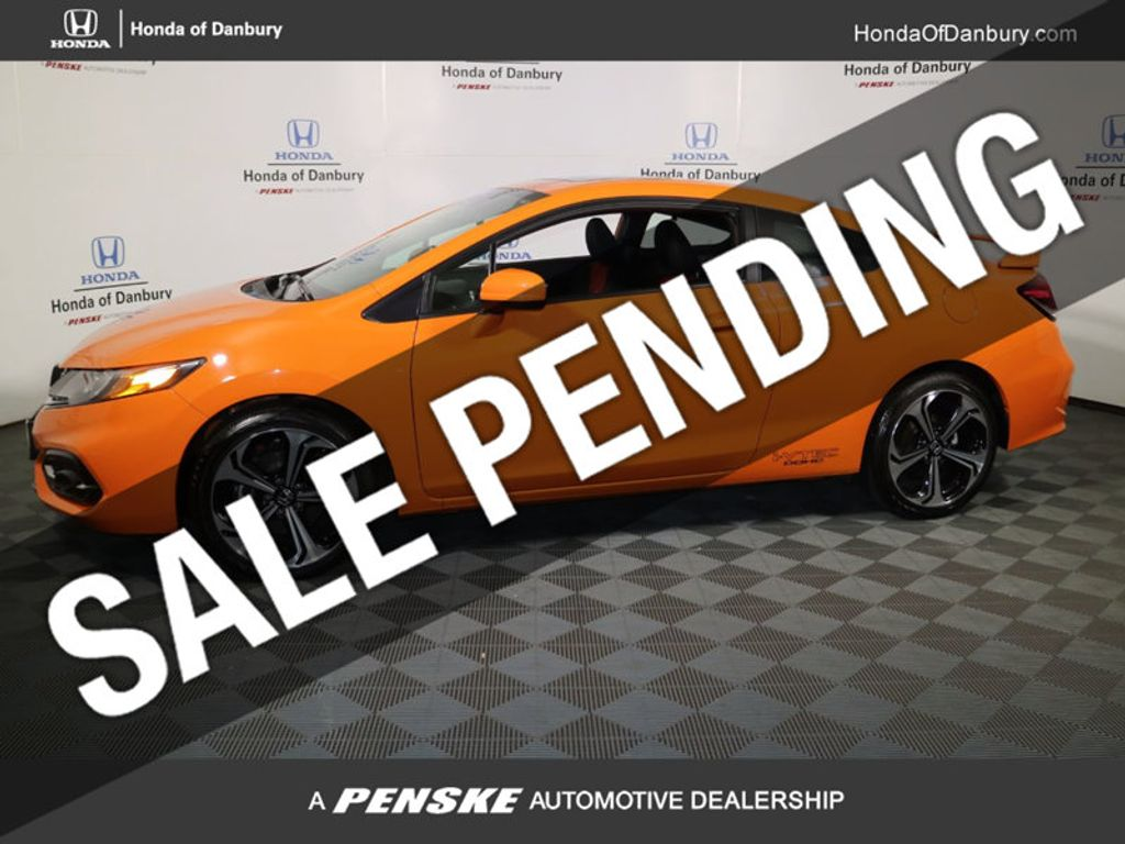 2014 Honda Civic Coupe Si - 16598194 - 0