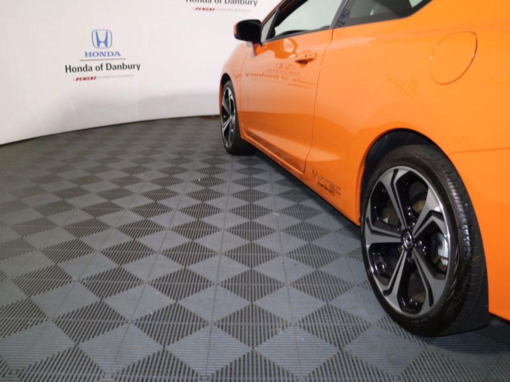 2014 Honda Civic Coupe Si - 16598194 - 9