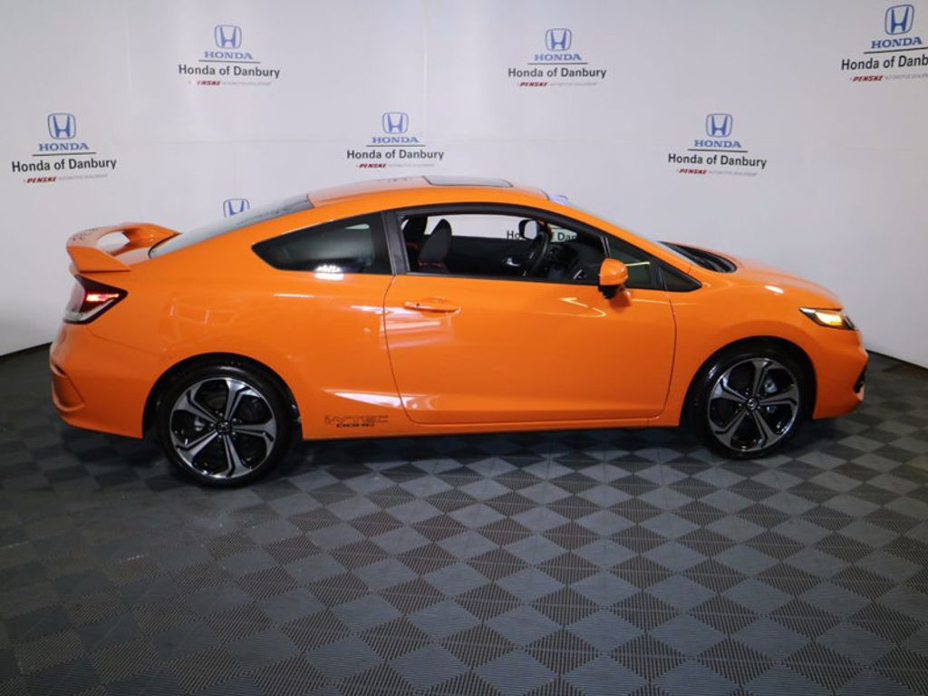 2014 Honda Civic Coupe Si - 16598194 - 4