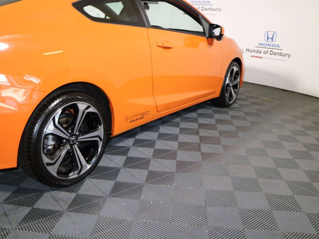 2014 Honda Civic Coupe Si - 16598194 - 5