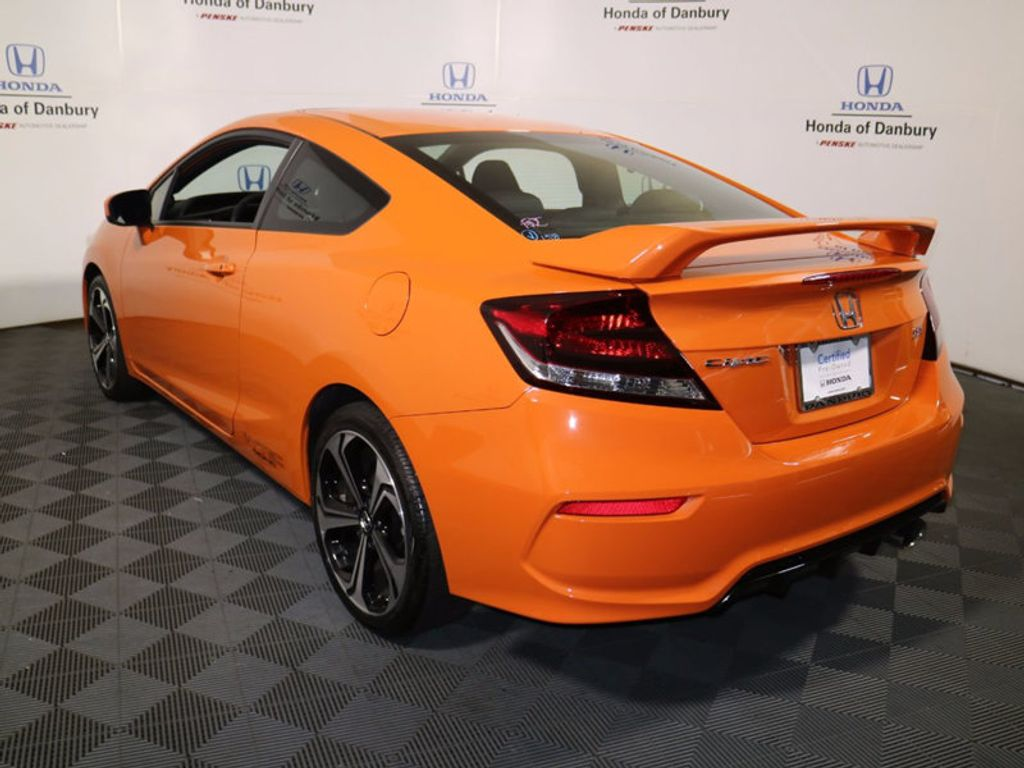 2014 Honda Civic Coupe Si - 16598194 - 6