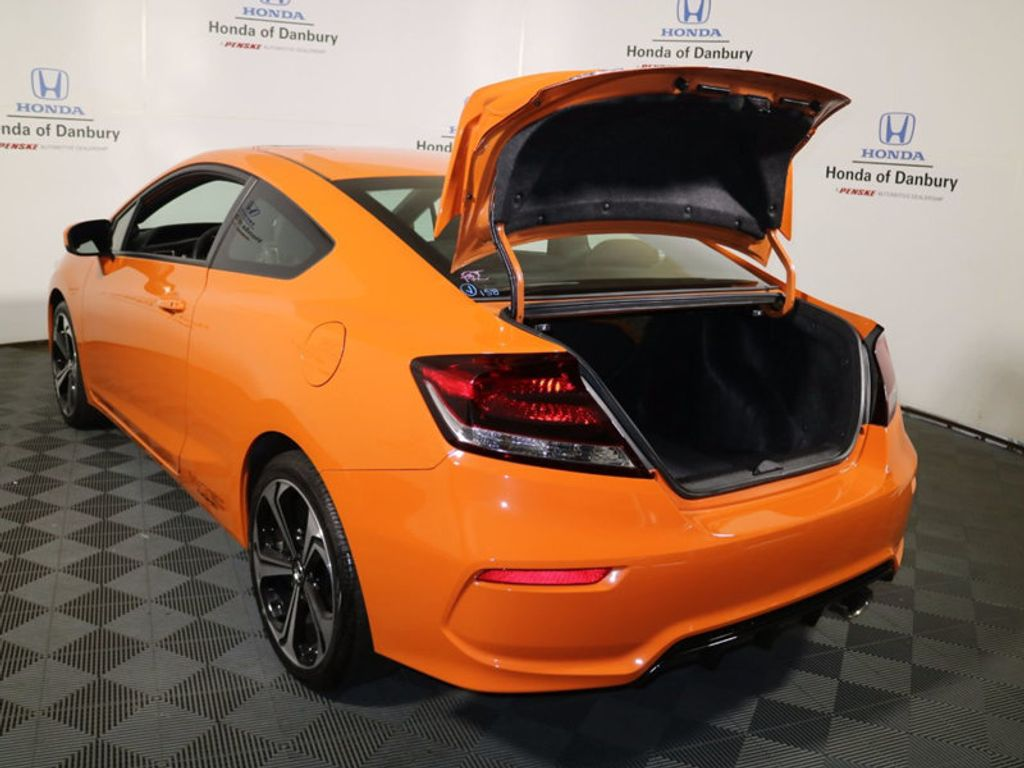 2014 Honda Civic Coupe Si - 16598194 - 7