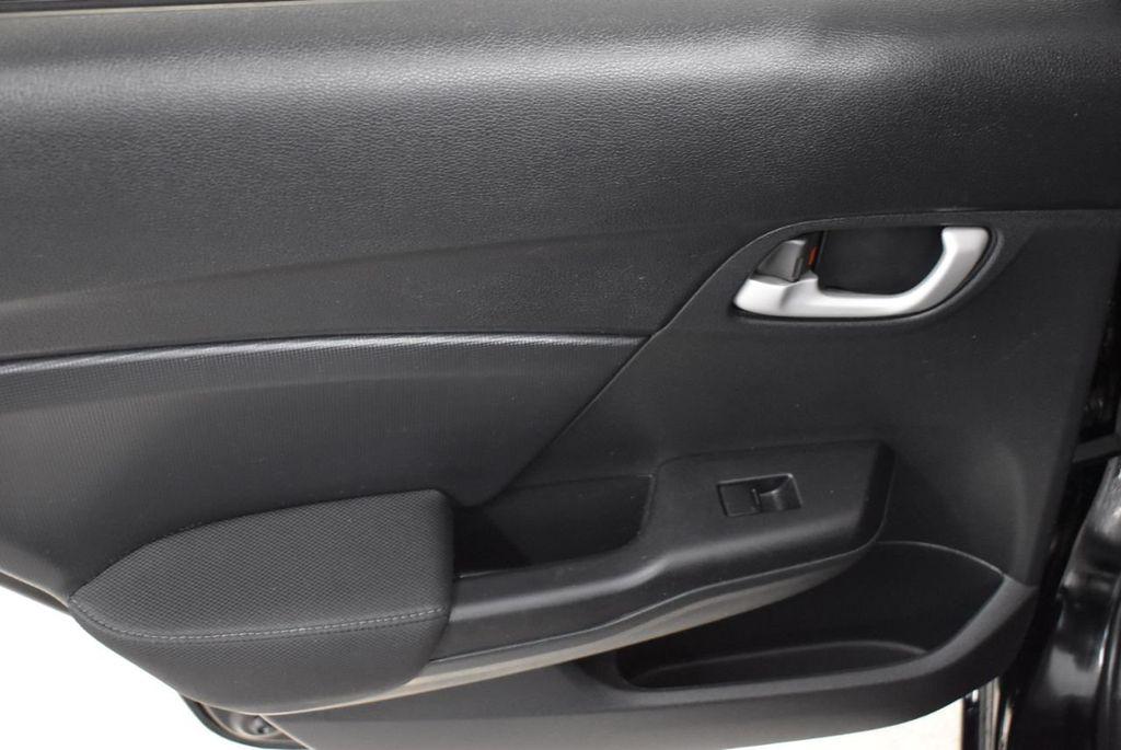 2014 Honda Civic Sedan 4dr CVT LX - 18456518 - 11