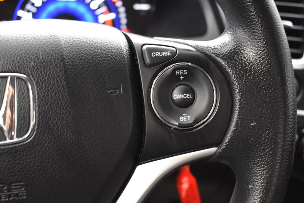 2014 Honda Civic Sedan 4dr CVT LX - 18456518 - 16