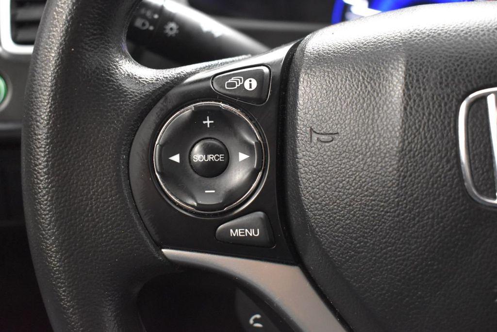 2014 Honda Civic Sedan 4dr CVT LX - 18456518 - 17