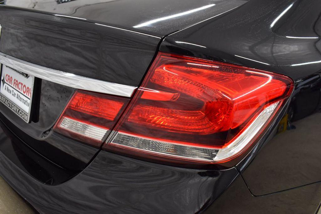 2014 Honda Civic Sedan 4dr CVT LX - 18456518 - 1