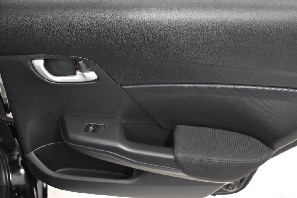 2014 Honda Civic Sedan 4dr CVT LX - 18456518 - 21