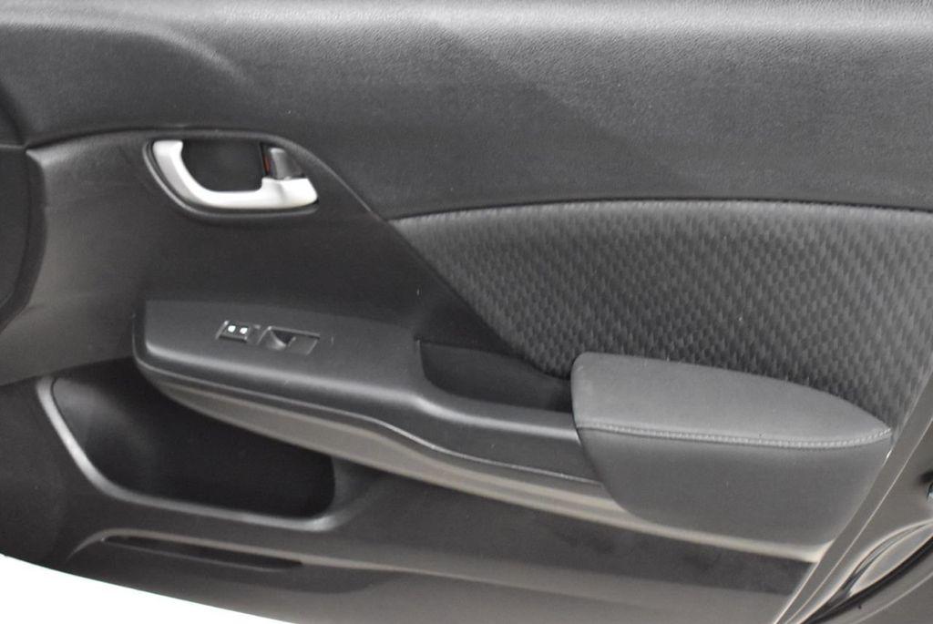 2014 Honda Civic Sedan 4dr CVT LX - 18456518 - 22