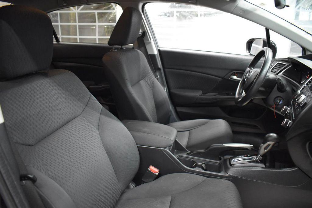 2014 Honda Civic Sedan 4dr CVT LX - 18456518 - 23