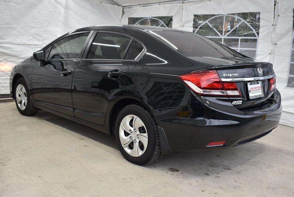2014 Honda Civic Sedan 4dr CVT LX - 18456518 - 3