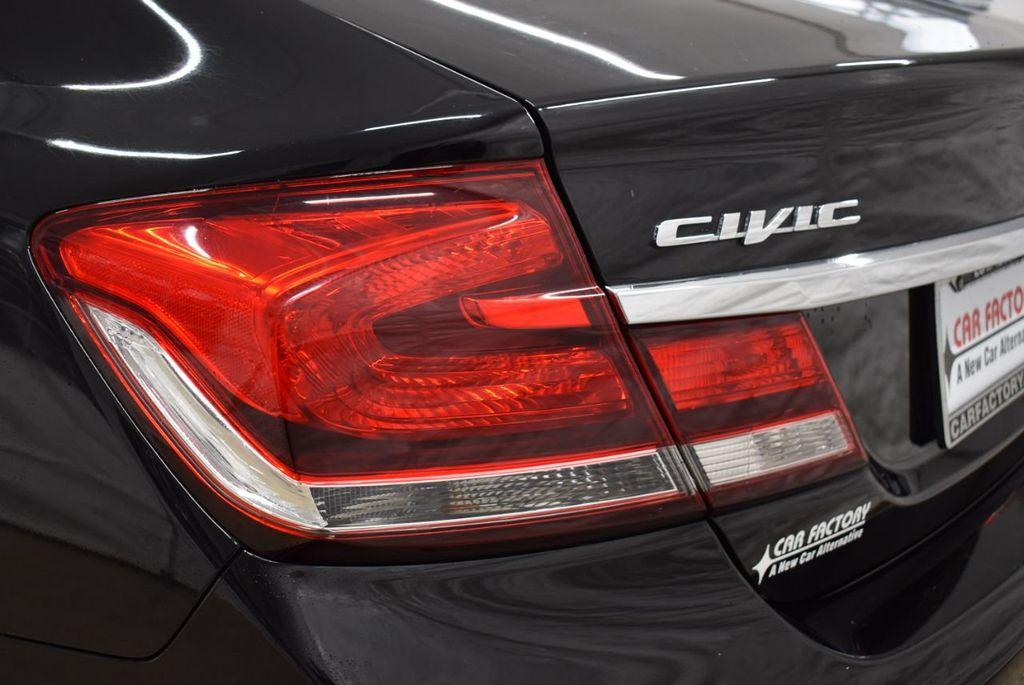 2014 Honda Civic Sedan 4dr CVT LX - 18456518 - 4