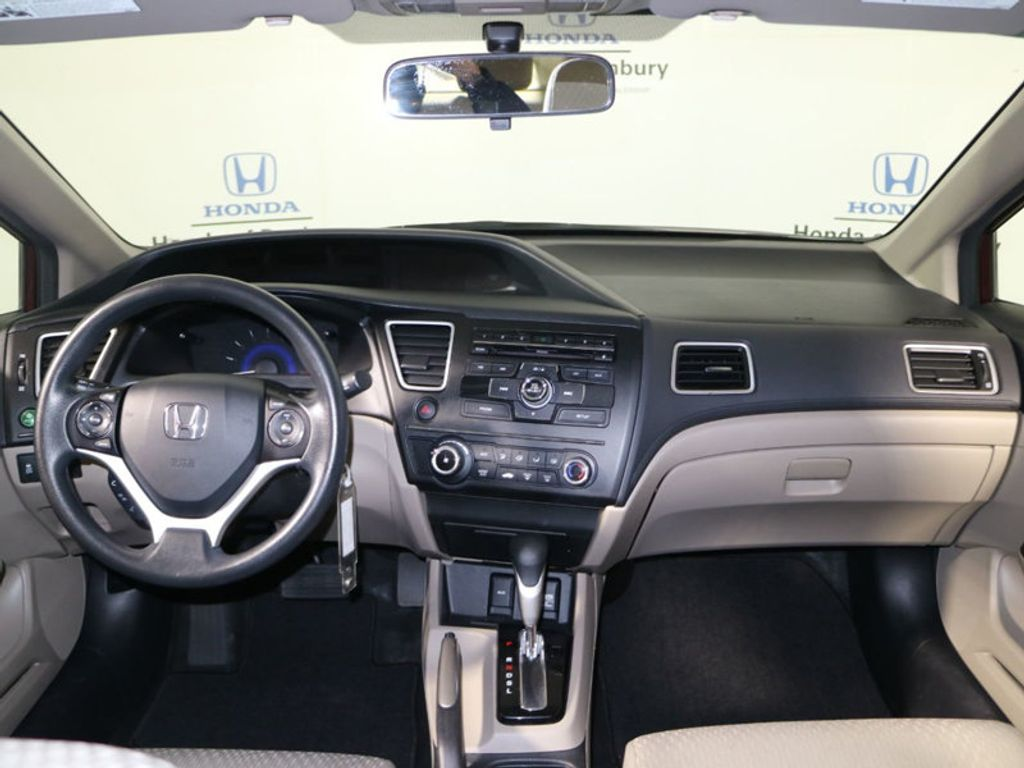 2014 Honda Civic Sedan 4dr CVT LX - 17297069 - 15