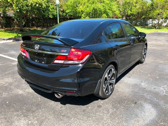 2014 Honda Civic Sedan 4dr Manual Si - Click to see full-size photo viewer
