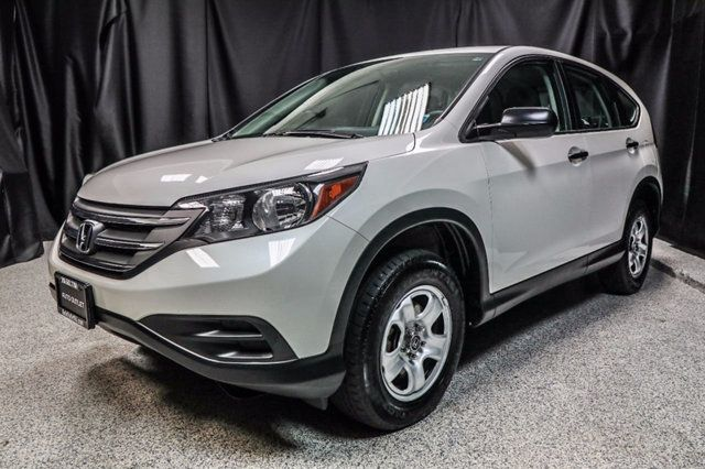 2014 Used Honda CR-V AWD 5dr LX at Auto Outlet Serving ...
