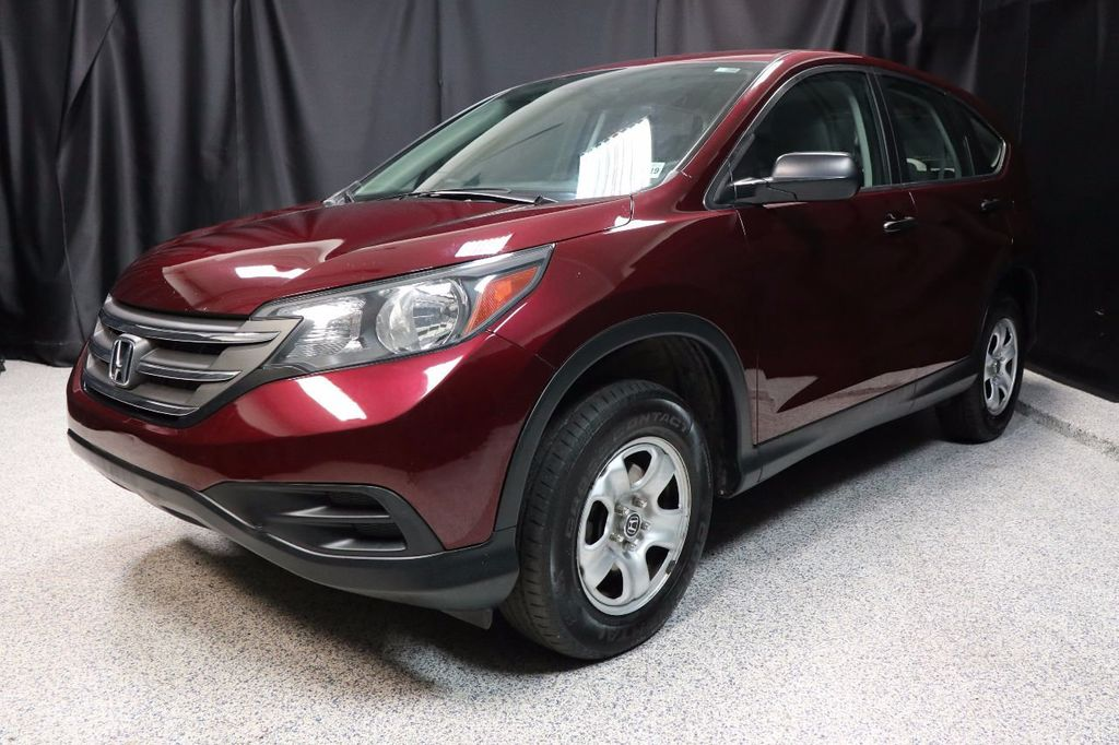Elizabeth Auto Sales >> 2014 Used Honda CR-V AWD 5dr LX at Auto Outlet Serving ...