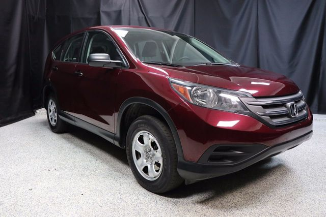 2014 Used Honda CR-V AWD 5dr LX at Auto Outlet Serving Elizabeth, NJ, IID  16910407