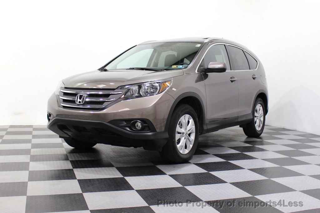 2014 Honda CR-V CERTIFIED CR-V EX-L AWD CAMERA NAVIGATION - 18006906 - 14